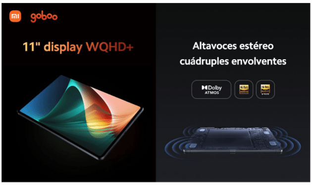 comprar Xiaomi Pad 5