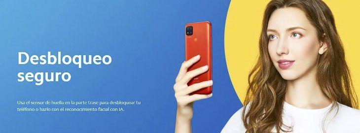 Xiaomi Redmi 9C 2 GB + 32 GB por solo 103,24€ en GShopper imagen