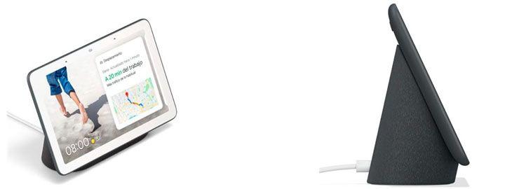 Altavoz inteligente Google Nest Hub por 65,97€ en FNAC