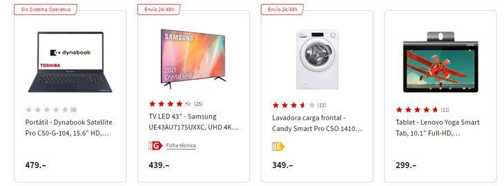 Descuento directo de hasta 400€ en MediaMarkt 1