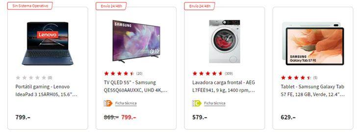 Descuento directo de hasta 400€ en MediaMarkt 2