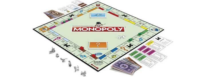 Monopoly clásico edición Madrid por 17,49€en Amazon 2
