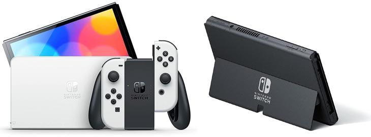 Nintendo Switch OLED foto