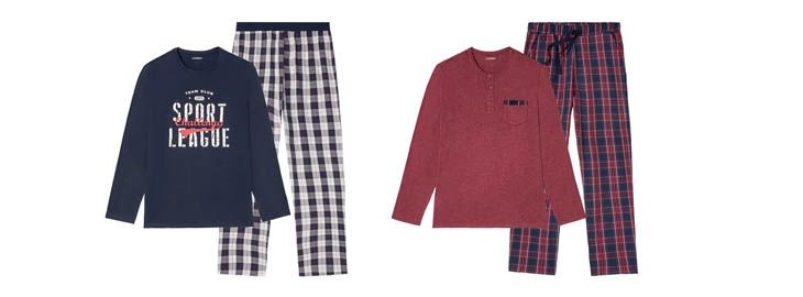 Pijama para hombre a 8,99€ en LIDL foto