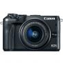 Cámara Canon EOS M6 con objetivo EF-M 15-45mm por sólo 479,99€