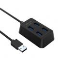 ¡Hub USB 3.0 4 puertos Dodocool al mínimo precio visto!