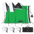 Kit de iluminación para fotografía Andoer. ¡DESCUENTAZO DEL 80%!