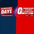 Samsung Days en Media Markt. ¡Múltitud de productos en OFERTA!