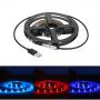 Tira de luz LED de 1 metro con puerto USB