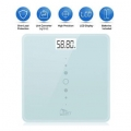Báscula de baño digital de alta precisión