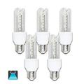 Pack de 5 bombillas LED Aigostar de 9W