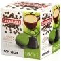 Cápsulas de café con leche Catunambú
