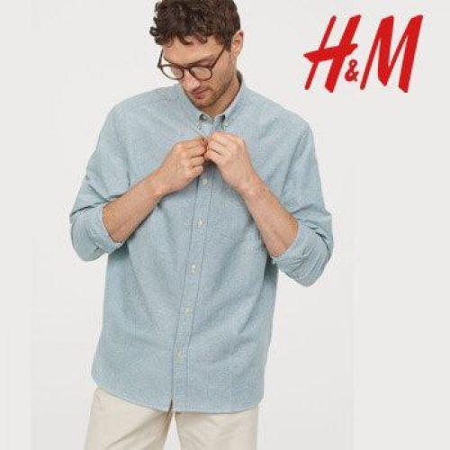 tienda del reino unido último estilo de 2019 muchos de moda Camisas hombre H&M: ¡Todas por menos de 10 ...