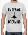 Camiseta Always Dreaming - Origen