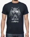 Camiseta Winter is coming - Juego de Tronos
