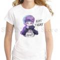 Camisetas de BTS en Aliexpress