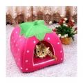 Casa plegable para gatos