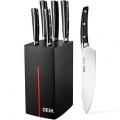 Cuchillos de cocina Deik + tacoma