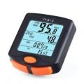 Cuentakilómetros inalámbrico Bogeer para bicicletas