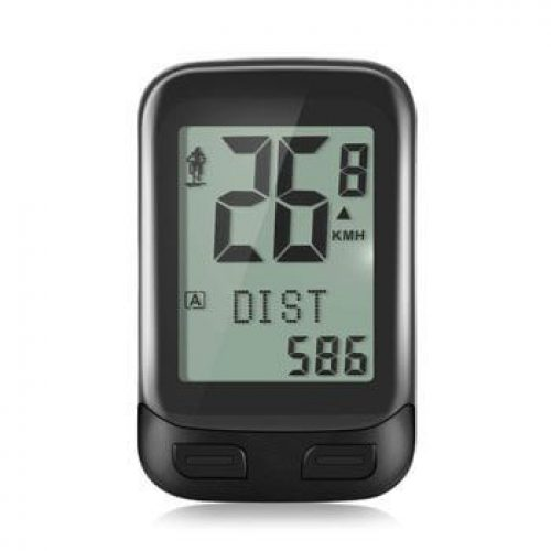 cb475e1ec -50% Cuentakilómetros inalámbrico Nacatin para la bici por 9,99€