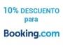 10% descuento con nuestro link de Booking