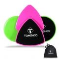 Pack de 4 discos deslizantes Tomshoo en Amazon