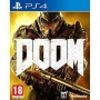 Doom para PS4 en Amazon