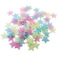 Pack de 50 estrellas fluorescentes