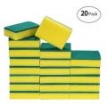 20 estropajos Esonmus con forma rectangular