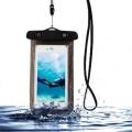 Funda acuática para el móvil