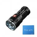 Linterna LED + Alfombrilla para el ratón de REGALO