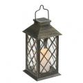 Luz LED solar Tomshine con forma de vela