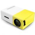 Mini Proyector YG-300 en Aliexpress
