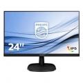 Monitor Philips 243V7QDSB/00 de 23,8 pulgadas