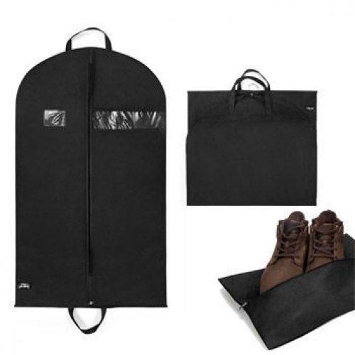 046b19442 Portatrajes y bolsa para zapatos Kealive por 4,99€   Mepicaelchollo.com