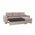 Chaise longue reversible con cama TOAST