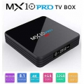 Android TV Box MX10 Pro en AliExpress