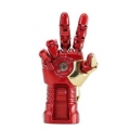 USB con forma de mano de Iron Man