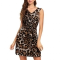 Vestido animal print en Aliexpress