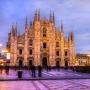 Vuelos ida/vuelta Barcelona-Milán para el puente de mayo