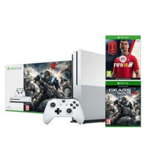 Xbox One S Y 2 Juegos A Elegir A Precio De Infarto Mepicaelchollo Com